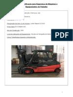 Relatório de Verificação 50-2005