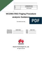 WCDMA RNO Paging Procedure Analysis Guidance-20040716-A-2.0