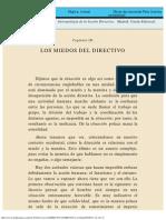 Antropología de La Acción Directiva - Capítulo 3