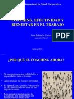Coaching Efectividad y Bienestar en El Trabajo