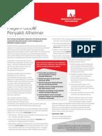 Alzheimers Charter Indonesian