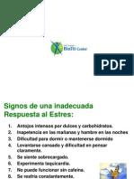 Manejo de Estress Salud y Estilo de Vida Gonzales de Mendoza