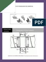 Unidad 5 Sulub Reyes Marco Antonio VQ6 Arquitectura _ Estructuras de Acero _ Ing Silva Ramirez. (Autoguardado)