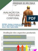 Protocolos Avaliação Postural