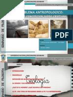 FILOSOFIA- TEOLOGIA ANTROPOLOGICA