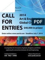 Aavid Art Engineering Challenge - 2014