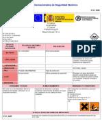 Tiourea_Ficha de Seguridad Quimica_esp
