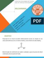 Síntese Do Difenilcarbinol