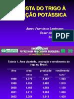Palestra Aureo Francisco Lantmann - Slides 1 a 27