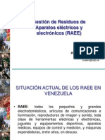Raee en Venezuela