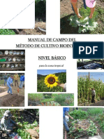 El Método Manual de Campo