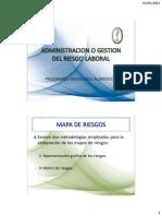 1.006 - Administración o Gestión Del Riesgo - Panorama R.