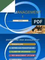 Manajemen Risiko 1