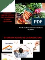 Producción Orgánica, Comercio Justo, Ecoetiquetas y