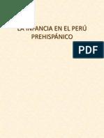 Infancia en El Perú Prehispanico