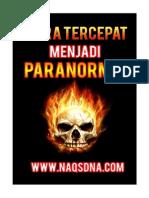 Kitab Paranormal, Cara Tercepat Menjadi Paranormal