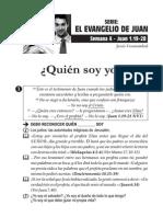 Serie Juan 04 Quien Soy Yo