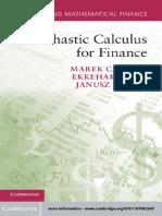 6fj3u.stochastic.calculus.for.Finance