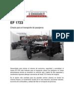 Datos Tecnicos EF1723 DEF