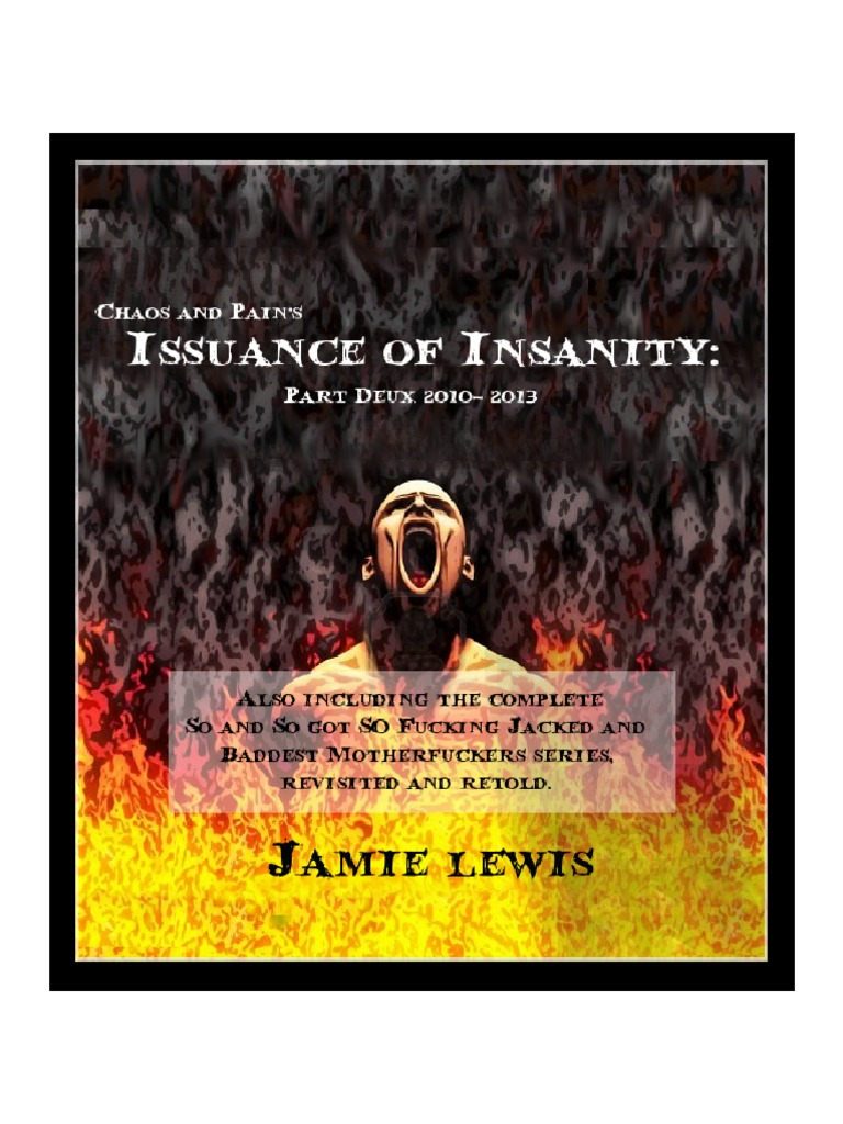 Download Issuance of Insanity