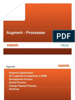 Augment Processes