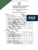 EEE R13 II Year Draft Syllabus Jntu
