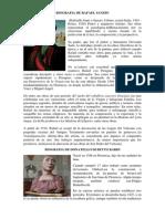 Biografia de Rafael Sanzio