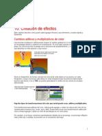 10 - Creación de Efectos