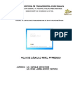 Manual Office Excel Avanzado 2010