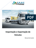 Manual Gefrota Import. Export Veículos