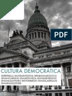 E-Book Cultura Democrática