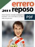 Guerrero Sin Reposo - Perfil