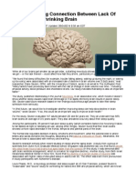 The Frightening Connection Between Lack Of Sleep And A Shrinking Brain.pdf