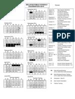 2014-2015 bps district calendar