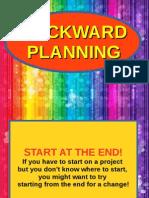 backward planning