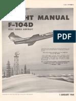 Lockheed F-104 D - Flight Manual (1960).pdf