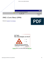 1942 a Love Story (1994) _ DoReGaMa