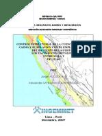 A6463 Informe Técnico POI GR12 2007 Cuenca Casma y Yacimientos Acosta
