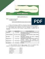 002 - Teste de Recipientes Para Mudas Florestais