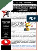 Comunicado Cautelares SITEL 9 Sept