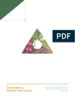 32829 FoodThe Hurdles to Healthy Food AccessBehaviors FA