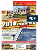 2014 Fall Home Improvement & Car Care Guide
