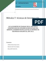 LOS ACCIDENTES DE TRABAJO EN EL AREA DE LA CONSTRUCCION DE SITRAMSS.docx