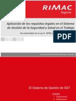 1.3 PICLima Aplicacion Requisitos Legales SGSST 21032013