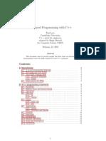 Advanced Programming C++