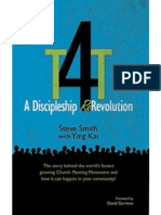 T4T_ a Discipleship Re-Revoluti - Smith, Steve