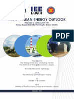 Third ASEAN Energy Outlook