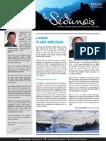 Le journal du #PLR SION - Le #Sédunois no 3 - 2014