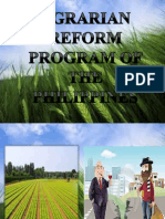 Agrarian Reform Program of the Philippines