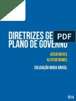 Diretrizes Plano de Governo Aecio Neves-Atualizado